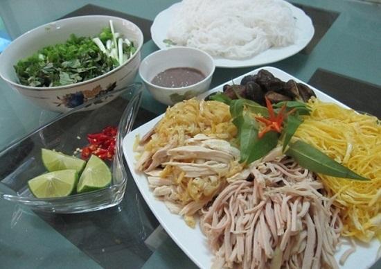 Cách nấu bún thang Hà Nội - Chuẩn bị đầy đủ gia vị