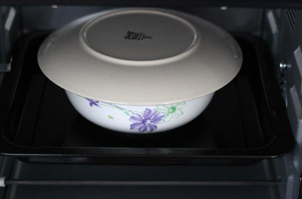 Cách làm bánh bao ngon tại nhà - ủ cho bột nở đều