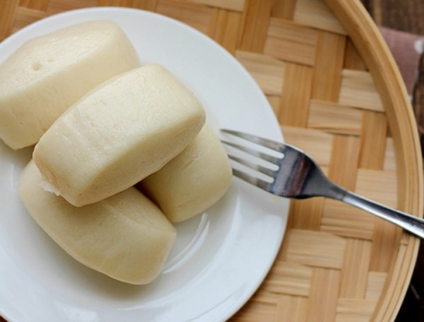 Cách làm bánh bao chay ngon - sản phẩm thu được cuối cùng