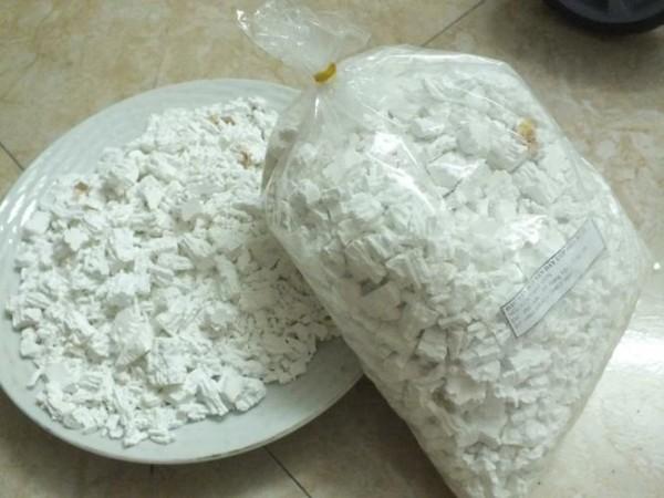 Bột sắn - cách nấu bánh canh cua