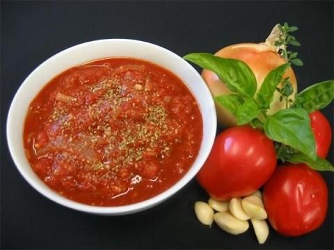 Cách làm nước sốt bánh mì - Nước số bánh mì cà chua thơm ngon