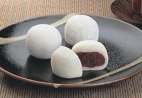 Cách làm bánh mochi nhân đậu đỏ tại nhà thơm ngon - Cách làm mochi nhật bản