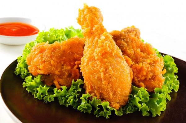 Cách làm gà rán giòn ngon vô cùng tại nhà