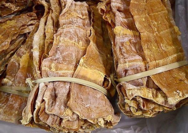 Cách làm măng khô vàng đều, mềm ngon ăn Tết - cach lam mang kho