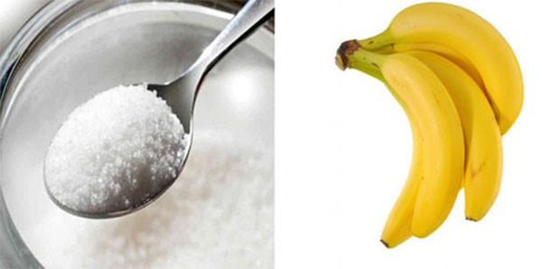 Nguyên liệu để làm mứt chuối dẻo - cach lam mut chuoi