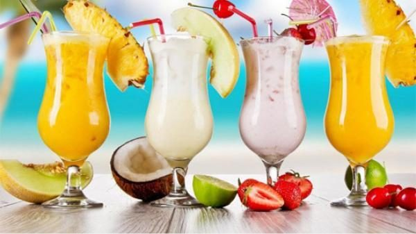 Sinh tố là thức uống không thể thiếu trong những ngày hè - cách làm sinh tố ngon