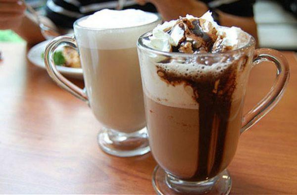 Sữa chua đánh đá cà phê - sua chua danh da