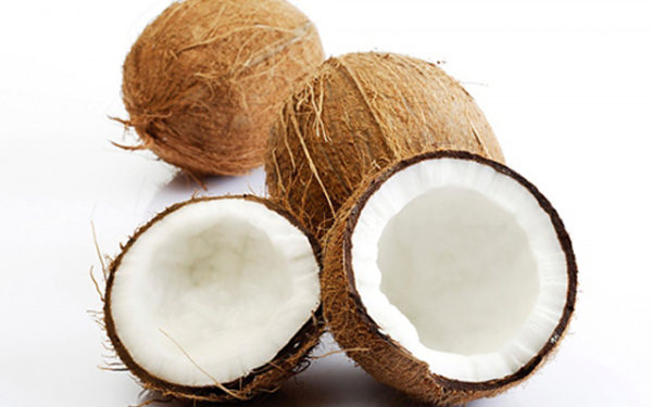 Chuẩn bị dừa khô - làm sữa dừa