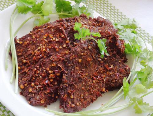 Cách làm bò khô miếng thơm ngon đơn giản nhất - Cach lam thit bo kho