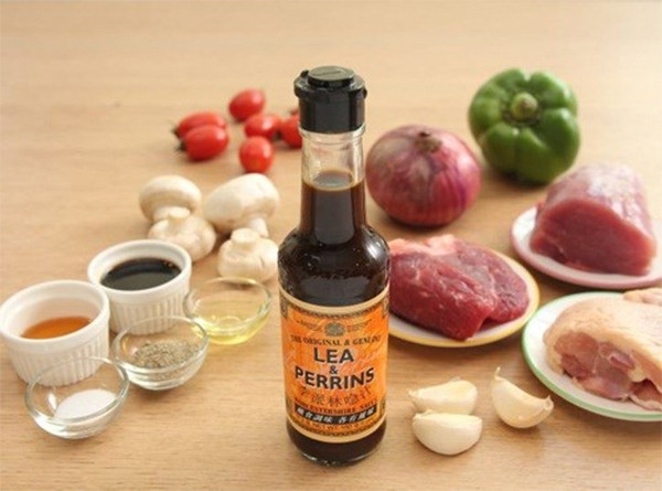 Nguyên liệu làm thịt xiên nướng rau củ - cách làm thịt xiên nướng rau củ