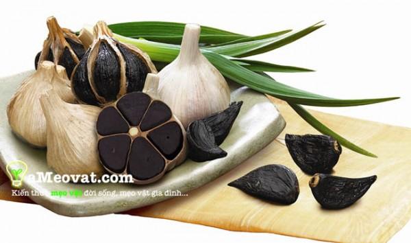 Cách làm tỏi đen ngay tại nhà và công dụng tuyệt vời của tỏi đen đối với sức khỏe