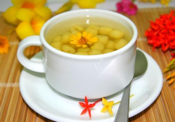 Cách nấu chè hạt sen ngon - cách nấu chè hạt sen tươi ngon bổ dưỡng đơn giản nhất