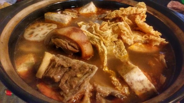 Nấu nước lẩu dê - cách làm lẩu dê đơn giản