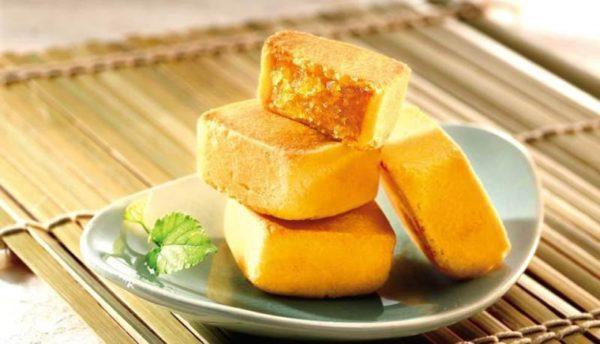 Bánh dứa Đài Loan ngon lạ hấp dẫn - Cách làm bánh dứa Đài Loan