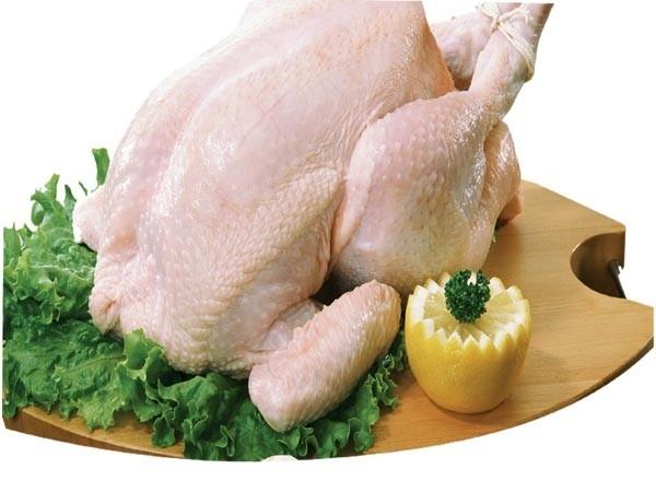 Gà tươi - cách làm gà hấp muối