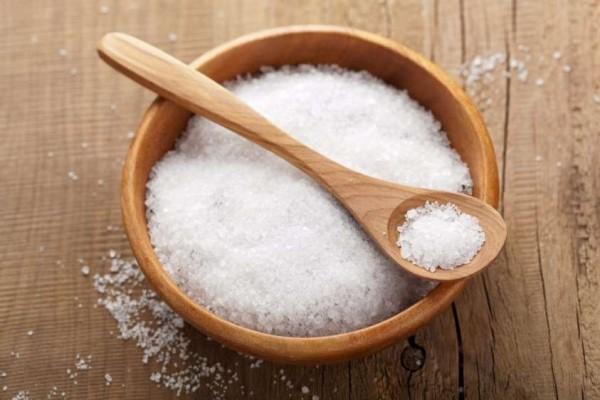 Muối hạt - cách làm gà hấp muối