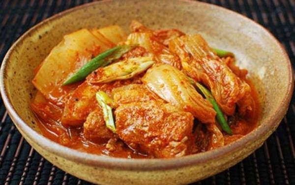 Cách làm kim chi kho thịt Hàn Quốc ngon tuyệt ngay tại nhà
