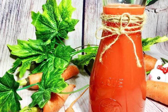 nước ép cà rốt dưa hấu