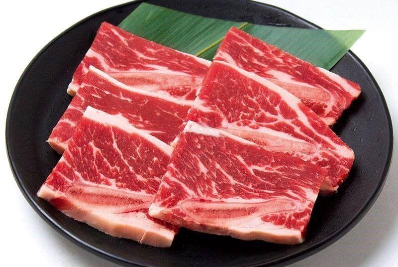 sơ chế thịt bò băng nước sôi