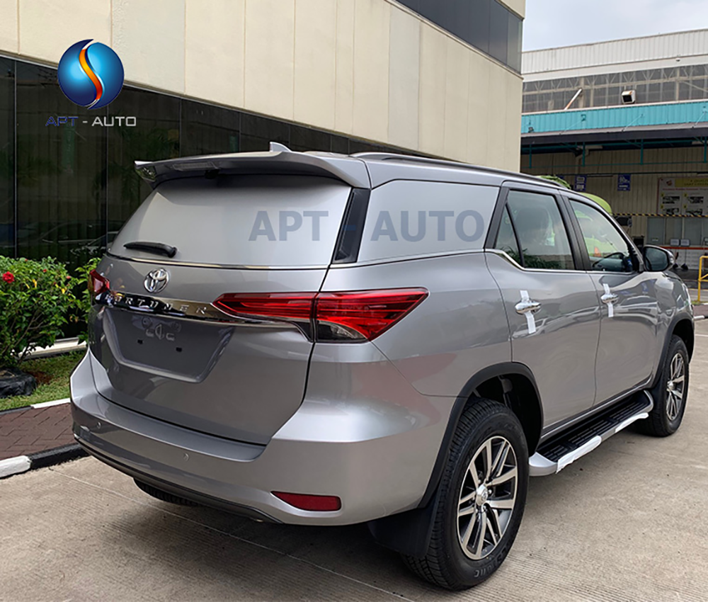 Xe chở tiền Toyota Fortuner