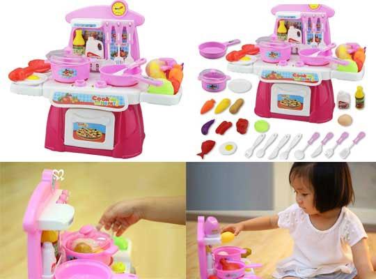 đồ chơi cho bé gái 2 tuổi