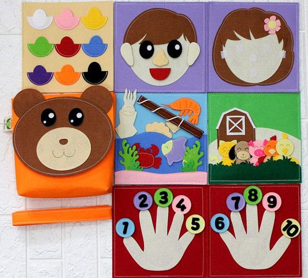 đồ chơi cho bé trai 2 tuổi