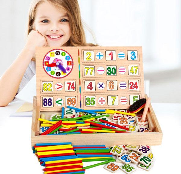 đồ chơi gỗ thông minh