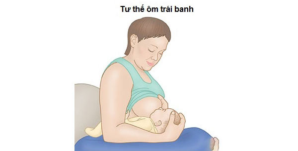 Nuôi con bằng sữa mẹ