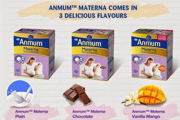 sữa bầu Anmum