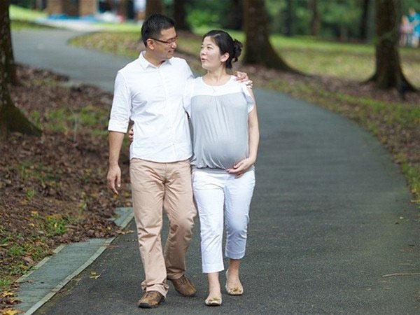 những điều kiêng kỵ khi mang thai