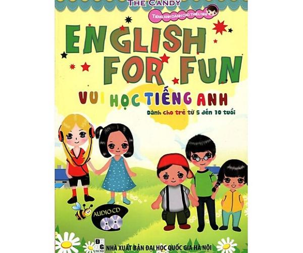 bé học tiếng Anh lớp 1