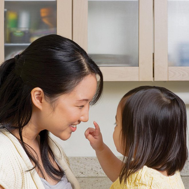 cách dạy trẻ chậm nói