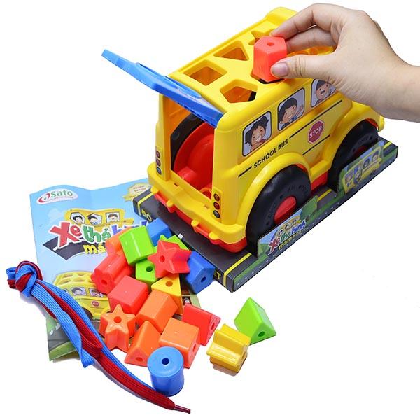 xe đồ chơi mô hình trẻ em