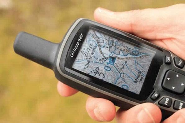 Thiết bị GPS Tracklog không thể thiếu trong những chuyến đi xa