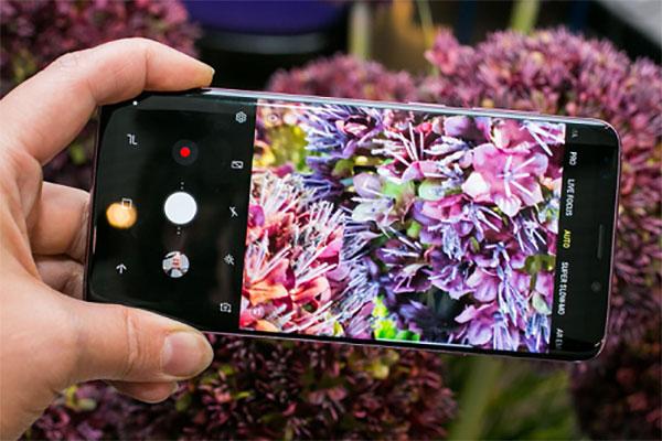 Điện thoại galaxy s9+ đem lại những bức ảnh vô cùng ấn tượng