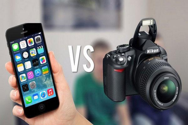 Điện thoại và máy ảnh nên chọn cái nào