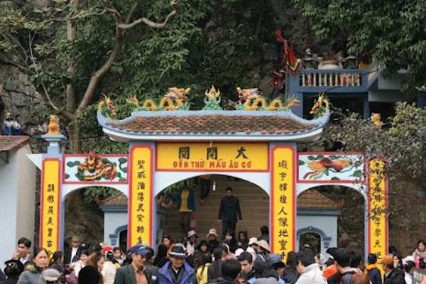 đền Mẫu - Đầm Đa - Hòa Bình