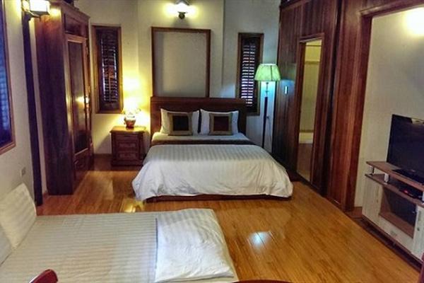 khách sạn tại Hồ Cốc Vũng Tàu