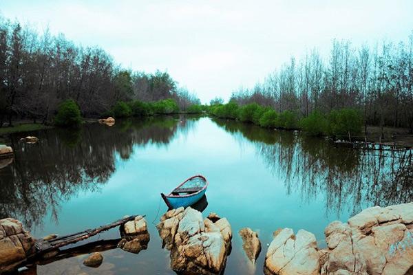 kinh nghiệm du lịch Hồ Cốc Vũng Tàu - 01