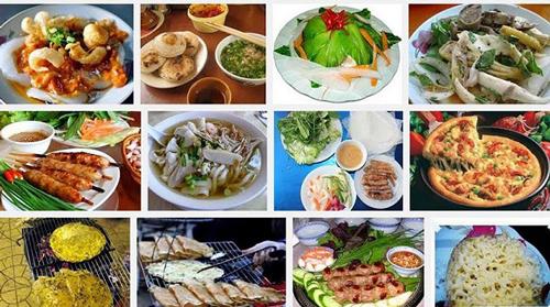 ẩm thực Đà Lạt tháng 12