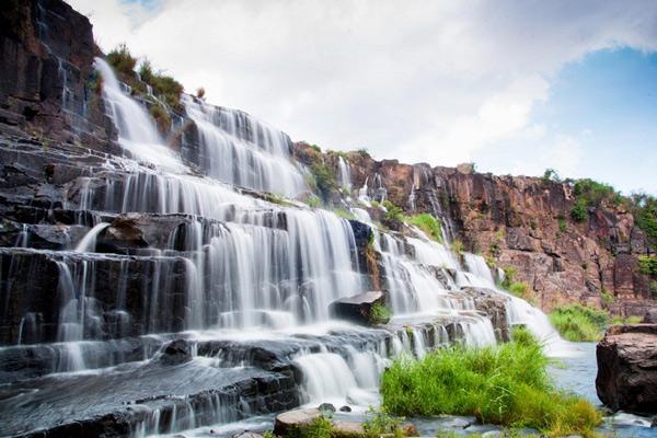 thác Pongour với vẻ đẹp hoang sơ còn giữ lại được
