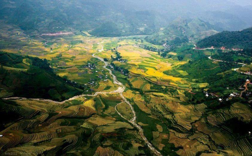 Những nẻo đường... đi bộ cực kỳ thú vị ở Việt Nam