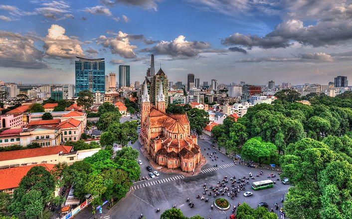 Nhà thờ Đức Bà Tp. Hồ Chí Minh