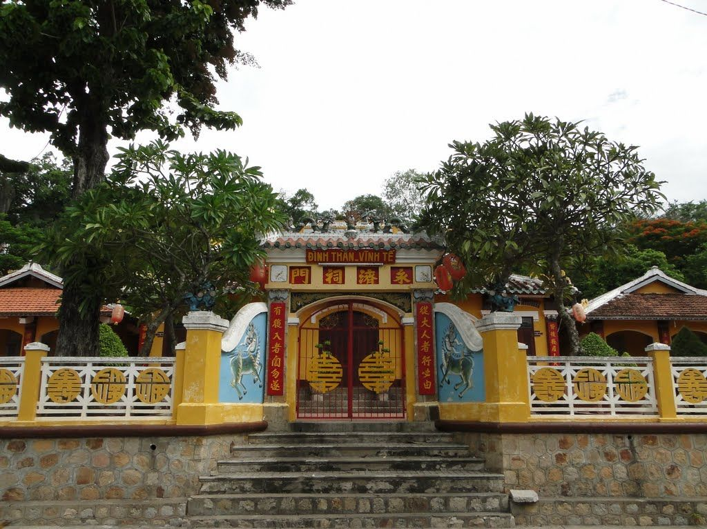 Đình thần Vĩnh Tế