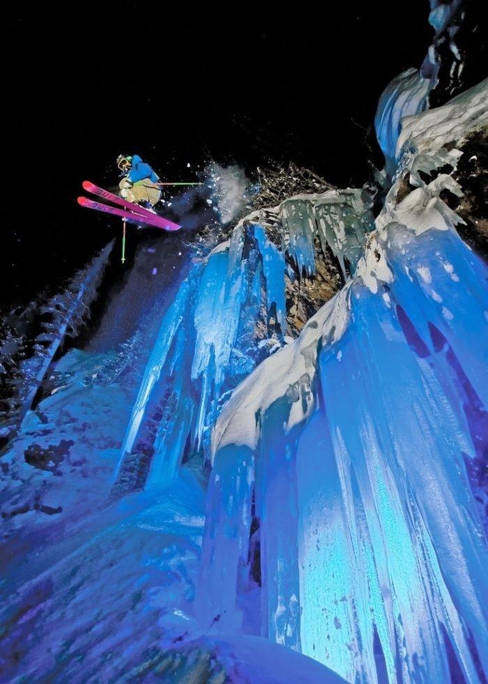 Trượt tuyết mạo hiểm