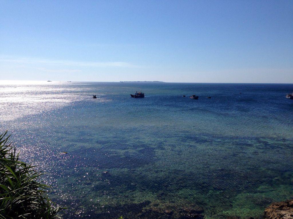 Biển đảo lý sơn