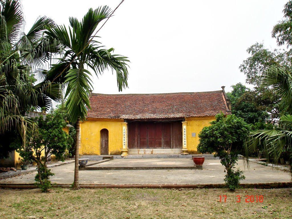 Đình Đồng Dụ Hải Phòng