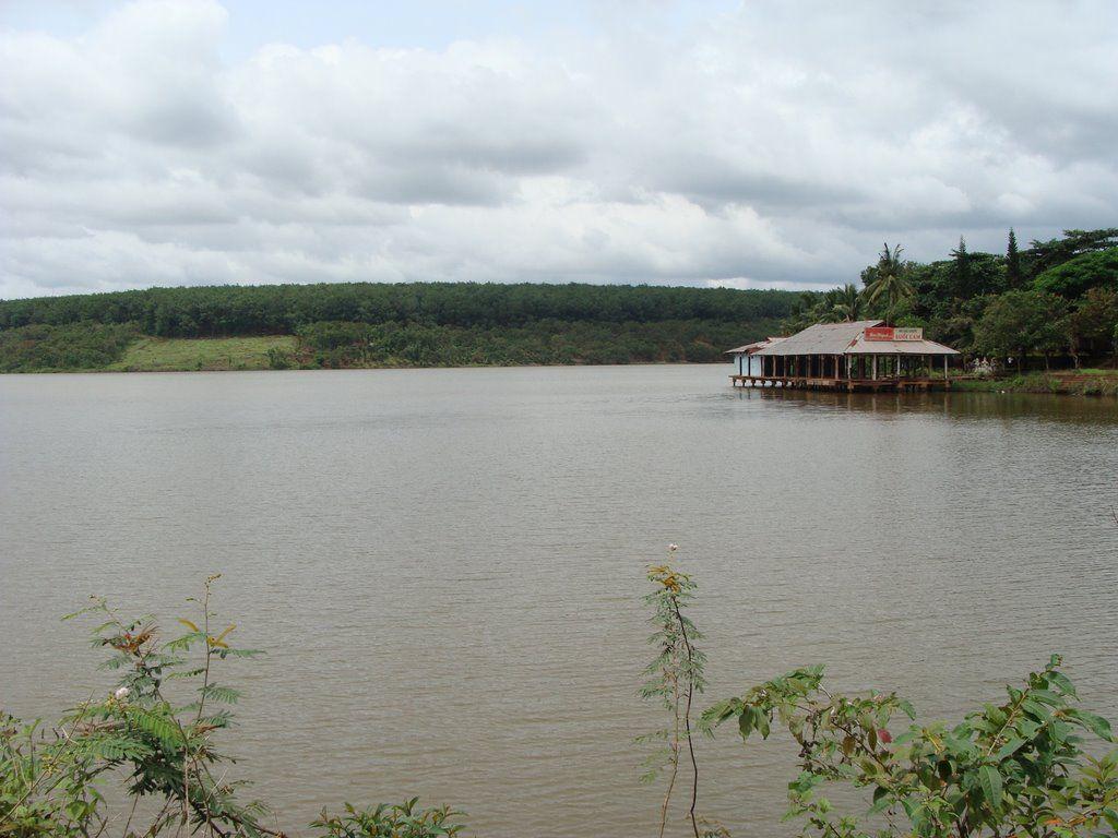 Hồ suối Lam được đầu tư trở thành khu vui chơi giải trí lý tưởng