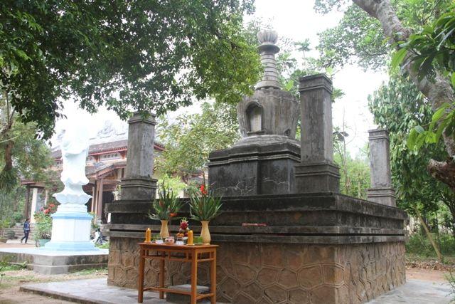 bảo tháp - Chùa Kim Sơn