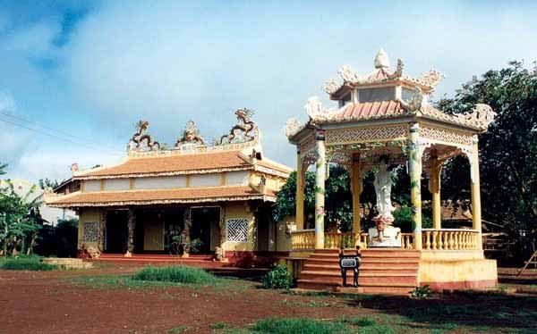 Toàn cảnh chùa An Lạc